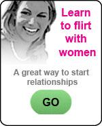 bored help men flirt with women
